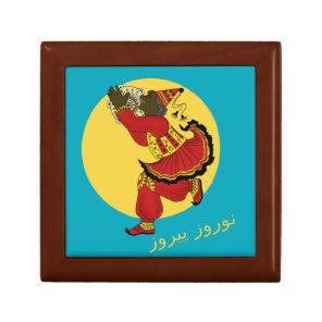 Haji Firooz Blue Sky Eid e Norooz Gift Box
