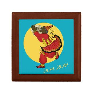 Haji Firooz Blue Sky Eid e Norooz Jewelry Boxes