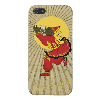 Hajji Piruz Solar Rays Persian New Year Cover For iPhone SE/5/5s
