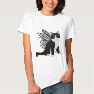 Hajji The Cat Fairy Tshirts