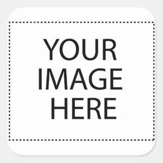 HAKIMONU LANGUAGE (2) SQUARE STICKER