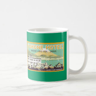 Hakone Hotel Japan Coffee Mug