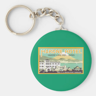 Hakone Hotel Japan Keychain