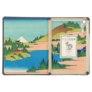 Hakone Lake in Sagami Province Cover For iPad Air