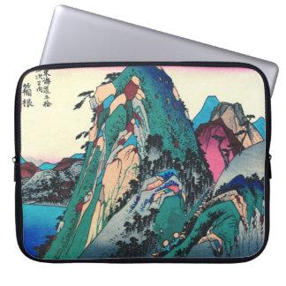 Hakone Station 1833 Laptop Sleeves