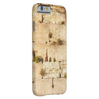 HaKotel - la pared occidental Funda De iPhone 6 Barely There