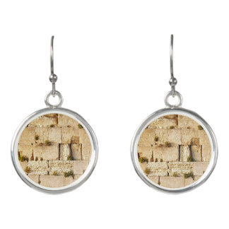 HaKotel (The Western Wall) #1 Earrings