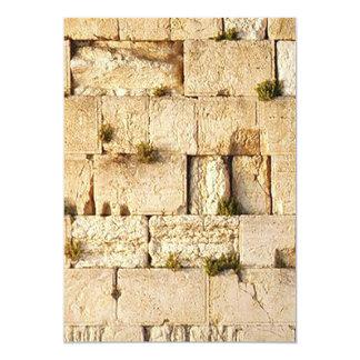 HaKotel - The Western Wall Custom Invitation