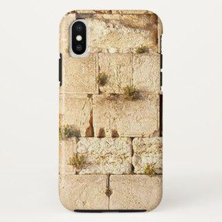 HaKotel - The Western Wall iPhone X Case
