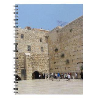 HaKotel - The Western Wall Notebook