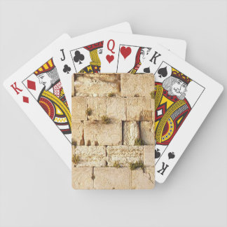 HaKotel (The Western Wall) Playing Cards