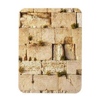 HaKotel - The Western Wall Rectangular Photo Magnet