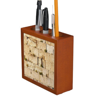HaKotel (The Western Wall) - See Both Sides Pencil/Pen Holder
