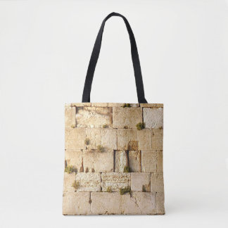 HaKotel (The Western Wall) - See Both Sides Tote Bag