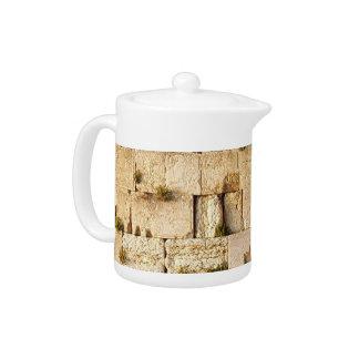 HaKotel - The Western Wall Teapot