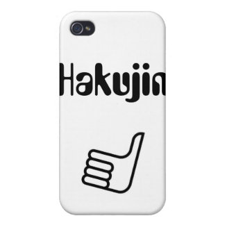 Hakujin Case For iPhone 4