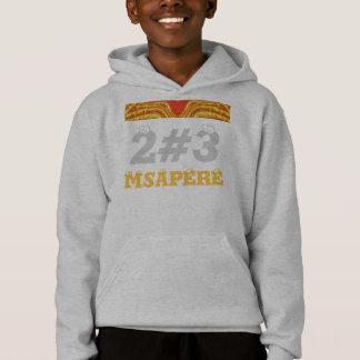 Hakuna Matata 23 Kenya Msapere Pullover Hoodie