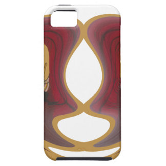 Hakuna Matata African Traditional Tribe iPhone SE/5/5s Case