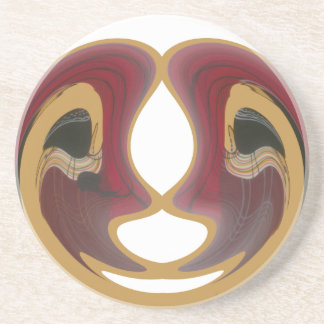 Hakuna Matata African Tratidional Tribe Image.png Drink Coaster