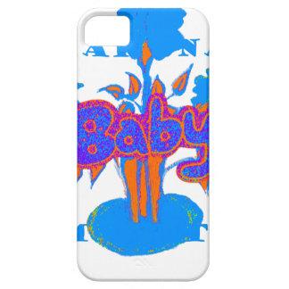 Hakuna Matata Baby Blue iPhone 5 Cases