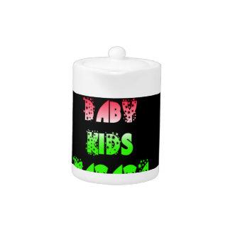 Hakuna Matata Baby Kids Gifts  amazing  color desi Teapot