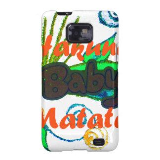 Hakuna Matata Baby.png Galaxy SII Covers