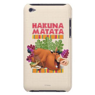 Hakuna Matata Barely There iPod Cárcasas