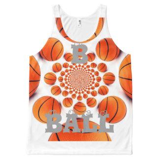 Hakuna Matata Basketball the Game of champions All-Over Print Tank Top