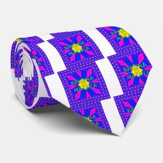 Hakuna Matata Beautiful Amazing Design Colors Neck Tie