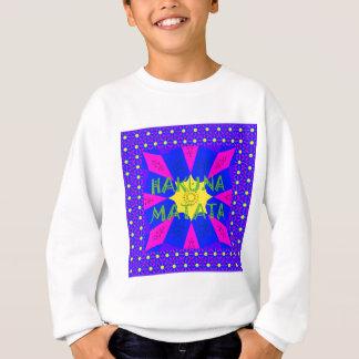 Hakuna Matata Beautiful Amazing Design Colors Sweatshirt