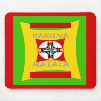 Hakuna Matata Beautiful amazing design Mouse Pad