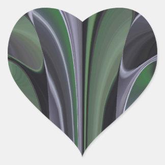 Hakuna Matata Beautiful ECO Friendly Graphics Heart Sticker