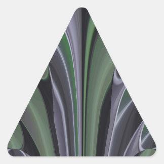 Hakuna Matata Beautiful ECO Friendly Graphics Triangle Sticker