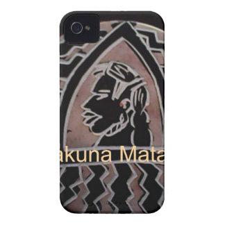Hakuna Matata Bongo Flavor. iPhone 4 Case