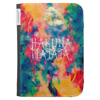 Hakuna Matata Cases For Kindle