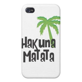 Hakuna Matata Case Covers For iPhone 4