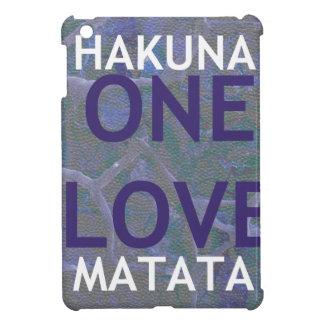 HAKUNA MATATA COVER FOR THE iPad MINI