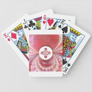 Hakuna matata cricket balls designs bicycle playing cards