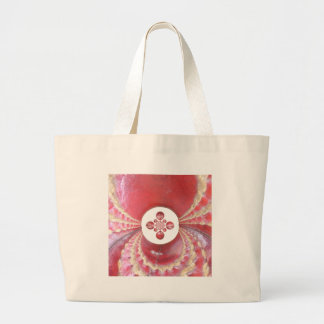 Hakuna matata cricket balls designs large tote bag