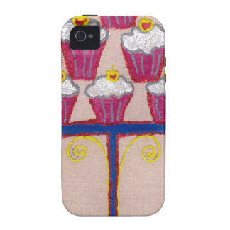 Hakuna matata cupcakes case for the iPhone 4
