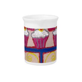 Hakuna matata cupcakes beverage pitcher