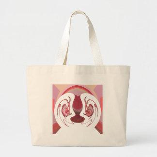 Hakuna matata  designs large tote bag