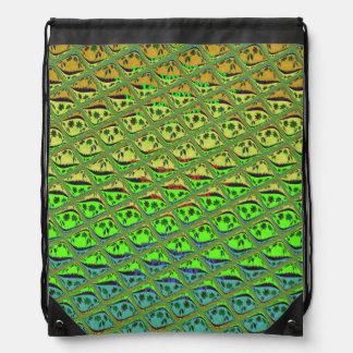 Hakuna Matata Drawstring Backpack