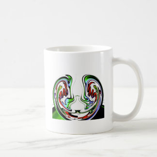Hakuna Matata Funny Fish gift colors Coffee Mug