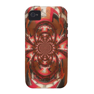 Hakuna Matata Gifts Haloween Special red Case-Mate iPhone 4 Cover