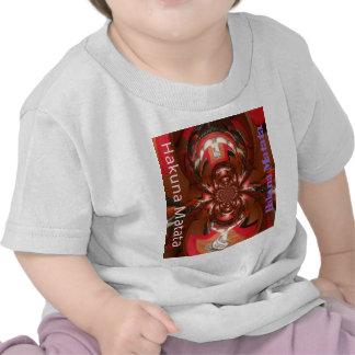 Hakuna Matata Gifts Haloween Special red Shirt