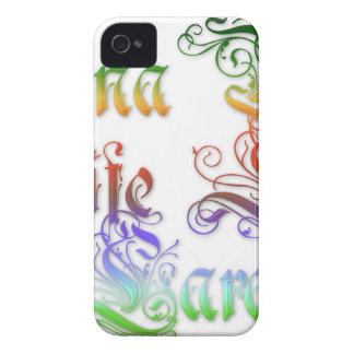 Hakuna Matata  gifts rasta colors.png iPhone 4 Covers