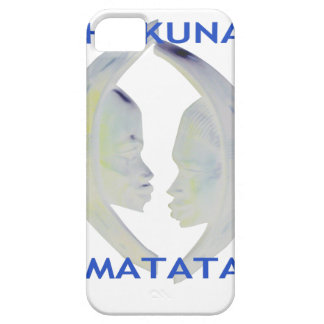 Hakuna Matata Gifts Save that perfect date iPhone SE/5/5s Case