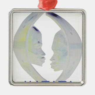 Hakuna Matata Gifts Save that perfect date Metal Ornament