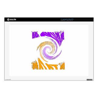 """Hakuna Matata Gifts stars.png 17"""" Laptop Skins"""